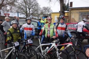 Novoroční závod na Žďár 2015