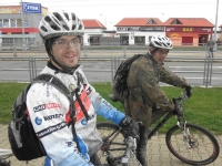 V Plzni po 140km výletu na časovku