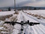 Zima nad Brdy