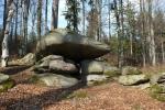 Žižkův kámen u Chanovic