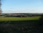 Krásný výhled na Hromnice a okolí