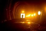 Průjezd Slavíčským tunelem