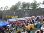 Cíl Autor Šela maratonu na hradě Helfštýn