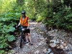 Slovenská cyklostezka, i takhle vypadaly trasy